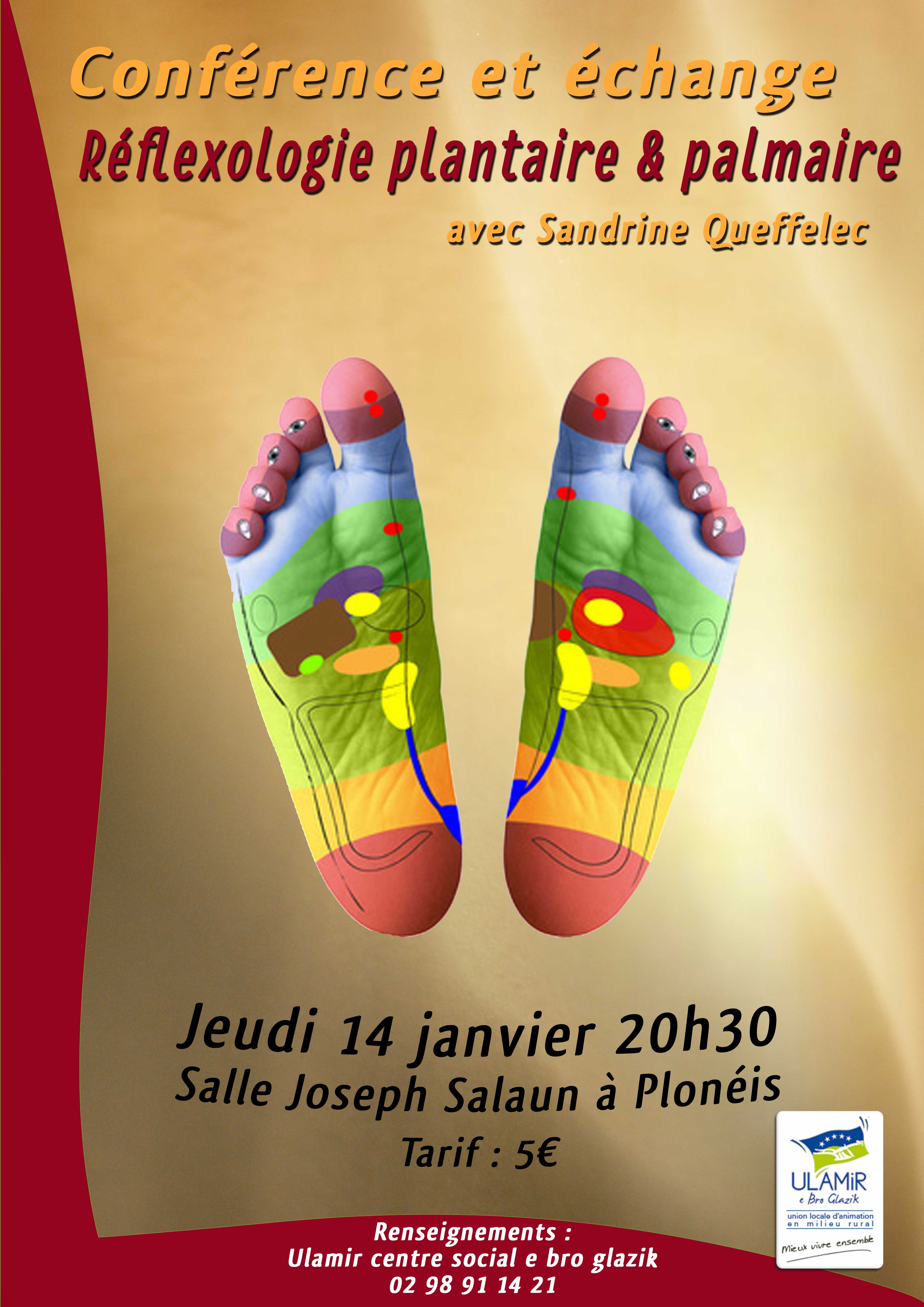 Affiche conférence réflexo ulamir 2016